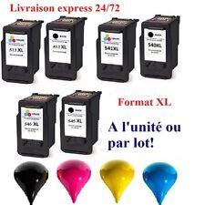 Cartridges Ink Compatible Canon Pixma Pg CL 512 513 540 541 545 546 XL 48 H