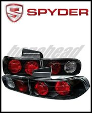 Spyder Acura Integra 94-01 4Dr Euro Style Tail Lights Black