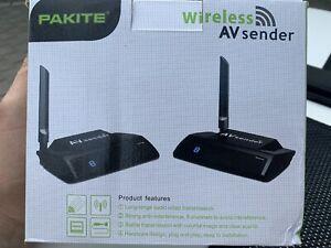 PAKITE PAT-580 /5.8GHz Wireless HD Extender Set für HDMI AV Empfänger  Sender