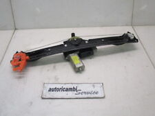 51829140 MOTORINO MECCANISMO ALZA-CRISTALLO PORTA ANTERIORE DESTRA FIAT BRAVO 1.