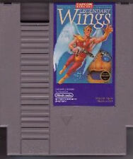 LEGENDARY WINGS CLASSIC ORIGINAL NINTENDO GAME RARE NES HQ