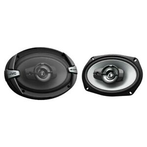 "JVC CS-DR693 6x9"" 3-Way Coaxial Speakers"