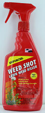 NEW Enforcer Weed Shot Lawn Weed Killer 32 oz Ready To Use RTU Kills The Root