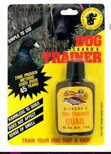 PETE RICKARD New 1 1/4 OZ. Quail Bird Hunting Dog Training Scent  DE604