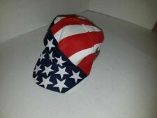 American Flag Adjustable Snap Back Hat Ball Cap United Sates