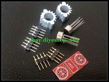 1set DIY kit LME49710 LME49710HA Original Single to DIP8 Dual Opamp PCB Adaptor