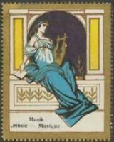 Reklamemarke Musik - 367706