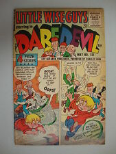 Daredevil Comics #121 G- Thousand Dollar Certified Check