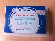 500 pcs bio protech EKG ECG TABS ELECTRODES best price in Canada