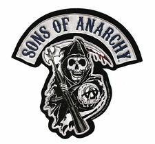 "Sons of Anarchy SOA Logo sticker_Reaper-SOA 4""X4"""