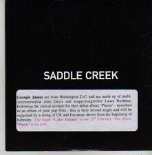 (AZ892) Georgie James, Cake Parade - DJ CD