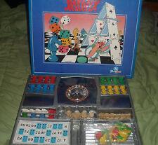malette jeux ASTERIX - France jouets - GOSCINNY UDERZO - RARE - B.E - 1985