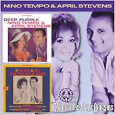 Deep Purple/Sing the Great Songs by Nino Tempo April Stevens Cd