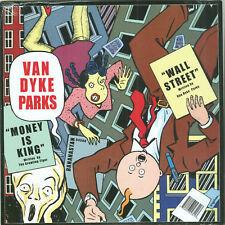 "VAN DYKE PARKS ART SPIEGELMAN ARTWORK 7"" ""WALL STREET"""