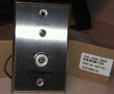 Simplex Nib 0621151 Fire Alarm Led Test Station Key Remote