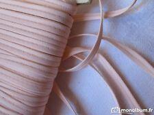 Ancien galon bretelle /fond de robe année 50 travaux couture jour  6 mètres