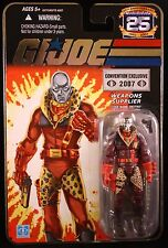 GI Joe 25th Anniversary SDCC Destro Silver Head Hasbro Original (Unopened)