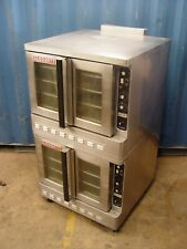 Blodgett Dfg 200 Commercial Gas Convection Oven Double Stack Free Shipping
