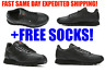 Men's Black Reebok Classic Leather Sneakers Size 13 Casual Comfort Walking