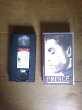 Limited Edition Music & Concerts PAL VHS Tapes