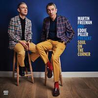 Various Artists : Martin Freeman and Eddie Piller Present Soul On the Corner CD