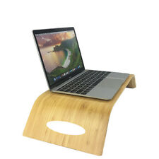 United Mounts™ Bamboo Monitor Riser, Shelf Stand for all iMac and other Computer