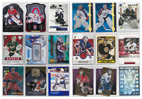 Goalie Inserts Parallel Numbered Rookie RC Game Used Autos NHL -Pick From List-