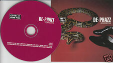 DE-PHAZZ Godsdog (CD 1999) 16 Tracks Made in Germany Electronica