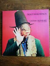 LP CAPTAIN BEEFHEART & HIS MAGIC BAND / TROUT MASK REPLICA - 1975 2 LP - K 64026