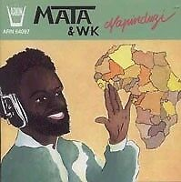 Mata & Wk - Mapinduzi (Kawasa Music) CD