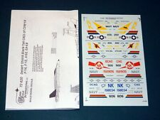 Superscale Decals 72620 1/72 - Desert Shield Black Tail CAG's of CVW-14