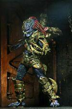 "Predator - 7"" Scale Action Figure - Ultimate Lasershot Predator - NECA | RARE"