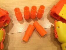 Buzz Bee Compatible Shotgun Rifle DoubleShot Soft Dart Blaster Reloadable Shells