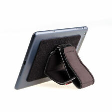 TFY Tablet Stand Padded Hand-Strap Adhesive Patch DIY Detachable for Smartphones