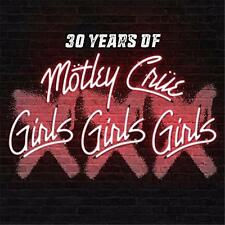 MOTLEY CRUE GIRLS GIRLS GIRLS 30 Years of DIGIPAK CD & DVD ALL REGIONS NTSC NEW