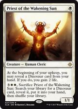 MTG: Priest of the Wakening Sun - White Rare - Ixalan - XLN - Magic Card