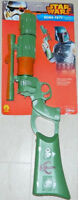 Classic Star Wars Boba Fett Blaster Prop Costume Toy with Battle Wear NEW SEALED