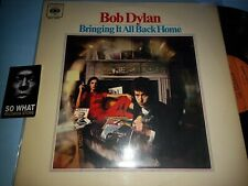 BOB DYLAN - BRINGING IT ALL BACK HOME. LP CBS MONO 62515 PRINTED IN ITALY