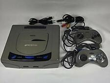 Sega Saturn Launch Edition Gray Console?used