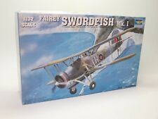 Trumpeter 1/32 #03207 Fairey Swordfish Mk.I