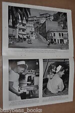 1948 magazine article, US Navy, first Submarine to sail around Cape Horn