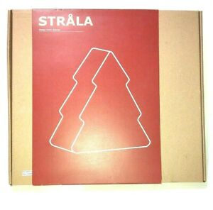 Christmas Tree shape Table lamp shade ~ rice paper ~ IKEA ~ Bulb not included
