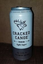 (Buy 1 Can get 1 50% off) Moosehead Cracked Canoe Beer Can FREE SHIPPING CAN USA