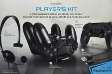 Player's Kit for PS4 by dreamGEAR - BRAND NEW -sealed