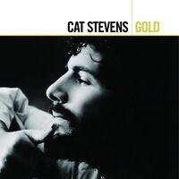 """CAT STEVENS """"GOLD (BEST OF)"""" 2 CD NEW"""