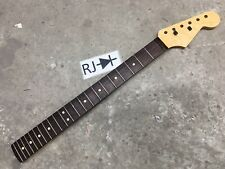 Warmoth Modern Stratocaster Electric Guitar Neck Rosewood 59