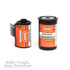 Adox HR-50 with Speed Boost Technology! ~ 35mm 36 Exposures ~ NEW!!