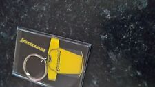 jordan racing team keyring and badge