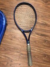 Rare Vintage Yamaha Secret-20 Tennis Racquet and Head Cover