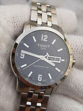 Tissot Powermatic 80 Watch T055430 A Automatic Day Date Mens 40mm Swiss Made